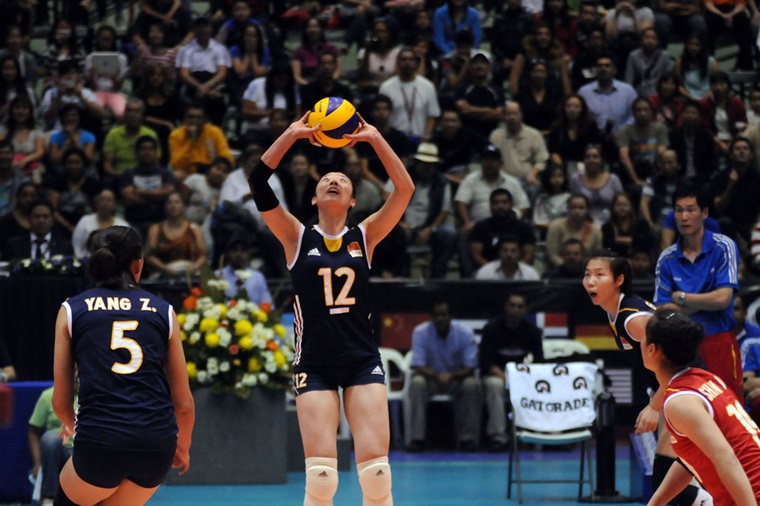 Competition - FIVB Volleyball Women's U23 World Championship 2015